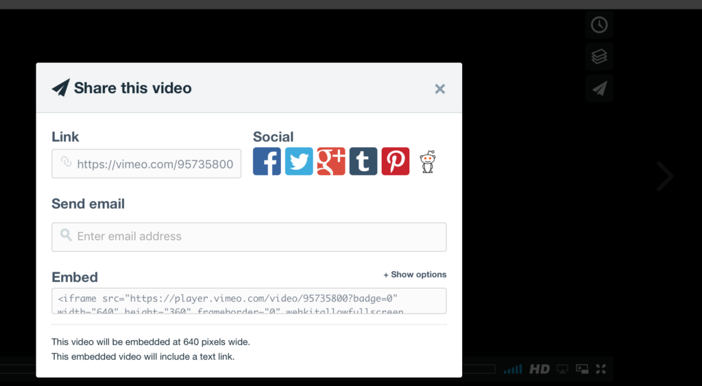 vimeo for businesses