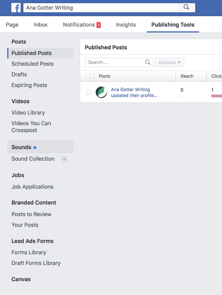 How To Create A Fullscreen Canvas Experience On Facebook Shakr - Facebook ad template library