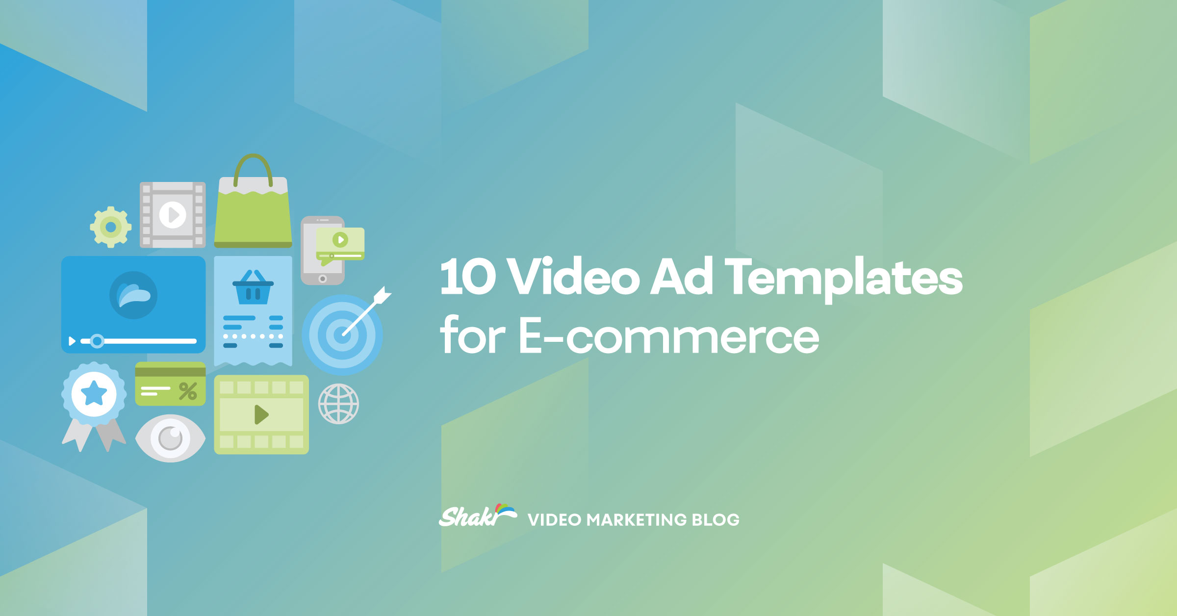 Video Ad Templates For Ecommerce Marketing Shakr Video - Video ad templates